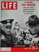 LIFE Magazine April 21, 1961 Magazine