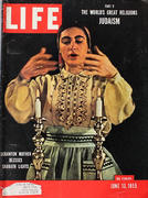 LIFE Magazine June 13, 1955 Magazine