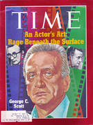 Time Magazine March 22, 1971 Magazine