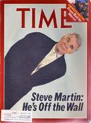 Time Magazine August 24, 1987 Magazine