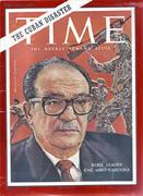 Time Magazine April 28, 1961 Magazine