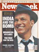 Newsweek Magazine May 25, 1998 Magazine