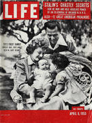 LIFE Magazine April 6, 1953 Magazine