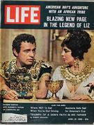 LIFE Magazine April 13, 1962 Magazine