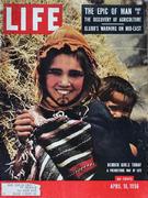 LIFE Magazine April 16, 1956 Magazine