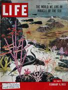 LIFE Magazine February 9, 1953 Magazine