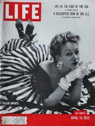 LIFE Magazine April 14, 1952 Magazine