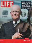 LIFE Magazine March 12, 1956 Magazine
