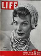 LIFE Magazine November 14, 1949 Magazine