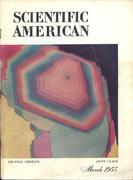 Scientific American Magazine March 1955 Magazine