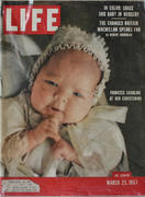 LIFE Magazine March 25, 1957 Magazine