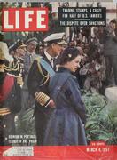LIFE Magazine March 4, 1957 Magazine