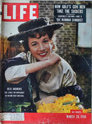 LIFE Magazine March 26, 1956 Magazine