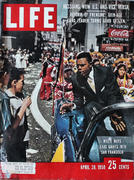 LIFE Magazine April 28, 1958 Magazine