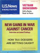 U.S. News & World Report December 4, 1972 Magazine