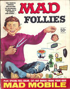 The Fourth Annual Collection of Mad Magazine Follies Magazine