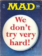 Mad Magazine December 1967 Vintage Magazine