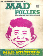 The Fifth Annual Collection of Mad Magazine Follies Magazine