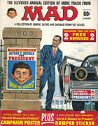 The Eleventh Annual Edition of More Trash From Mad Magazine