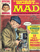 The 12th Annual Edition of the Worst From Mad Magazine