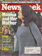 Newsweek Magazine February 23, 1998 Magazine