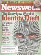 Newsweek Magazine July 4, 2005 Magazine