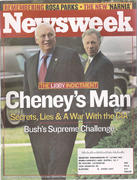 Newsweek Magazine November 7, 2005 Magazine