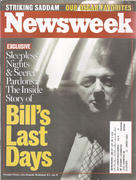 Newsweek Magazine February 26, 2001 Magazine
