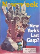 Newsweek Magazine August 4, 1975 Magazine