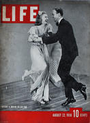 LIFE Magazine August 22, 1938 Magazine