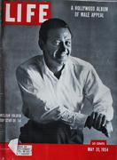 LIFE Magazine May 31, 1954 Magazine