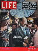 LIFE Magazine August 27, 1956 Magazine
