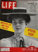 LIFE Magazine January 2, 1950 Magazine