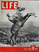 LIFE Magazine July 12, 1943 Magazine