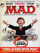 The Fourth Annual Edition of More Trash From Mad Magazine