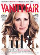 Vanity Fair Magazine April 2012 Magazine