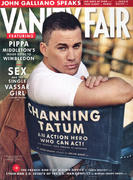 Vanity Fair Magazine July 2013 Magazine