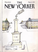 The New Yorker August 16, 1999 Magazine
