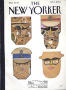 The New Yorker November 1, 2004 Magazine