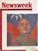 Newsweek Magazine March 21, 1949 Magazine