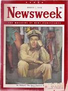 Newsweek Magazine March 1, 1948 Magazine