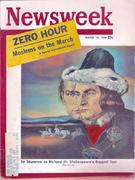 Newsweek Magazine March 19, 1956 Magazine