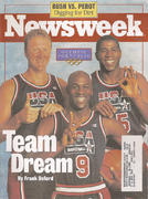 Newsweek Magazine July 6, 1992 Magazine