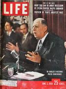 LIFE Magazine June 2, 1958 Magazine