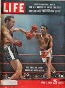 LIFE Magazine April 7, 1958 Magazine