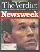 Newsweek Magazine October 16, 1995 Magazine