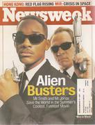 Newsweek Magazine July 7, 1997 Magazine