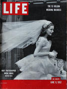 LIFE Magazine June 9, 1952 Magazine