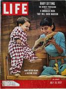 LIFE Magazine July 29, 1957 Magazine
