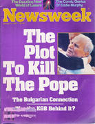 Newsweek Magazine January 3, 1983 Magazine